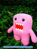 Pink Domo Kun searches by The-Cute-Storm