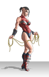 Wonder Woman GoW v2 by Georgel-McAwesome