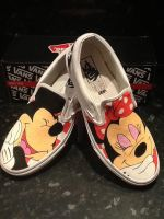 Mickey and Minnie Vans by VeryBadThing