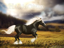 Harmonia - The Secret by HorseWhisperer101