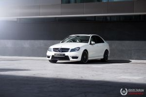 Mercedes C63 AMG by DimitriBokowPhoto