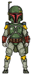 Boba Fett by alexmicroheroes