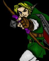 Legend of Link by Grim-Heaper
