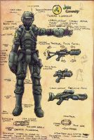 Terran Command Armor Concept by LordJay