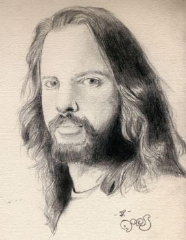 mr. John Petrucci ( Dream Theater ) \m/ by bagussuranto