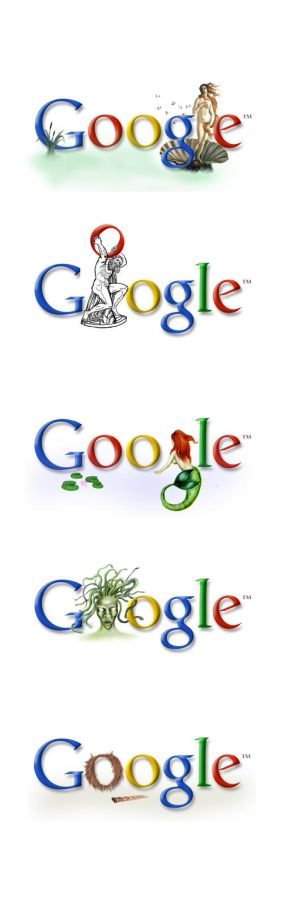 mythology,google