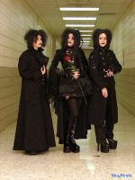 More Moi dix Mois Cosplay. by vampfate