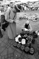Postcard from Marrakesh 06 by JACAC