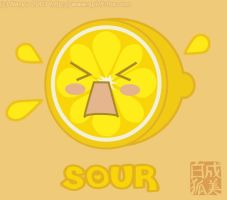 Sour Lemon by Naryu