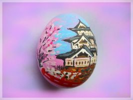 Easter Egg by MamaMika