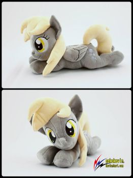Derpy plush making process Time-lapse photography by nekokevin