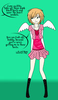 I'm Cupid, Bitch! by The-Silent-Angel