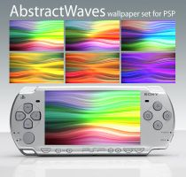 AbstractWaves for PSP by Pinkie75