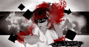 Fukase | Cruel Destiny by Aya-DNA