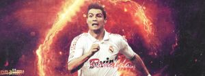 Cristiano Ronaldo by ex-works1