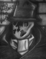 Rorschach by CourtneyElizaDiena