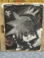 TWEWY - Neku Art Project by roxastuskiomi
