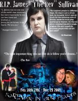 R.I.P. The Rev Poster by xxnattypatattyxx