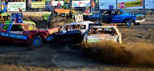 Demo Derby 307 by AzureWindProductions