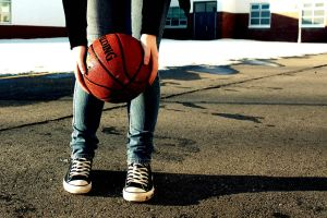 Basketball by photography-love