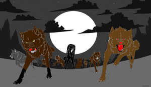 Ryker wolf War by QuestionTheDragon