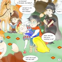 Drarry: Twisted Fairytale by FloraDelaney