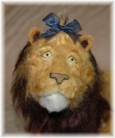 The Cowardly Lion 2 by noe6