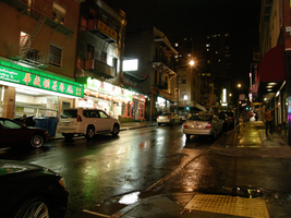 Chinatown, SF by Apple44
