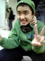 D.O. Kyungsoo Pre-Debut by ambieshinee