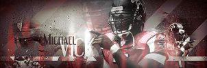 Michael Vick by metalhdmh