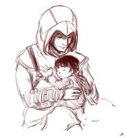 Daddy Altair by OkamiRemedy