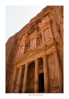 the Petra treasury by winter99