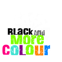 Texto Less Black and more Colour by JhoannaEditions