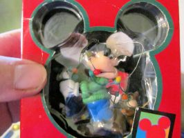 Mickey Mouse Ornament by BigMac1212