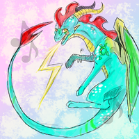 ELS Logo- Electric Zrystyn by seriathedragon