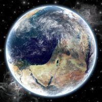 Earth Like planet by Madhatterl7
