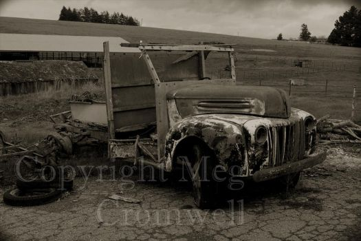 A Broken Piece of the Past by the-shutterbug