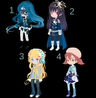 Selfy Adopts #4 DTA/OTA/WTA {On hold} by Chels9738