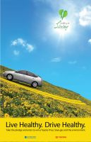 Healthy Air Living Poster by cr-portfolio