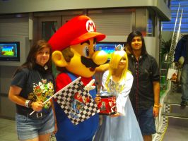 MK8 at Nintendo World 32 by MarioSimpson1