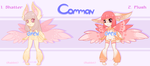 [OPEN ] Demingels 1st batch - Common by LethalAurora-Adopts