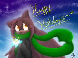 Happy Holidays~ by TheMidnightMage