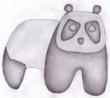 patch the panda by HellyMr