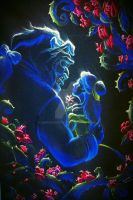 Beauty and the Beast by AmadeuxWay