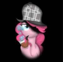 Pinkie Holmes Moody by CWArtist