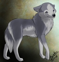 Quick dog speedpaint o.o by SpasmofantenReturns