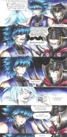 MINISPOILER Doujinshi for From the Shadows, ch.8 by Zephyr-of-Darkness