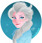 Elsa 27-12-2014 by Luciand29