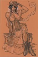 VOODOO NYCC 2012 by TerryDodson
