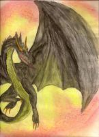 Black Flame by Firestorm-the-Poet